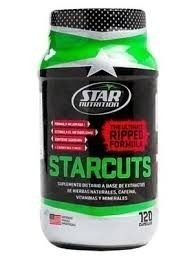 Starcuts Ripped X 120 Caps Star Nutrition