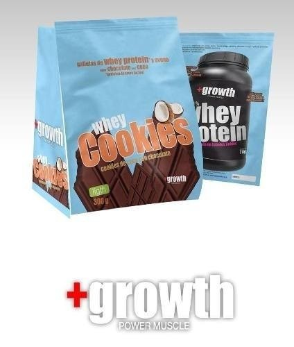 Whey Cookies +growth
