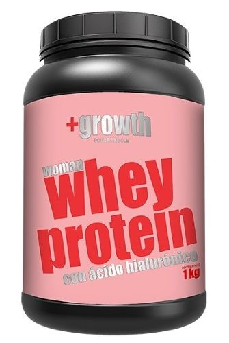 Whey Protein Mujer +growth X 1k