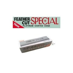 Lâmina Feather Cut Platinum