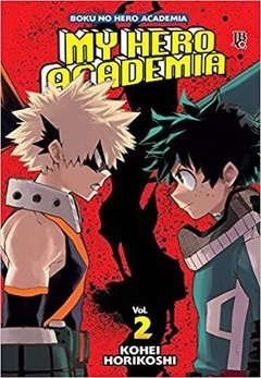 My Hero Academia: Boku no Hero - Vol. 2