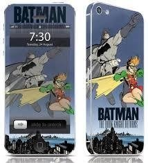 Batman Dark Knight Returns - Capa adesiva para Iphone 5
