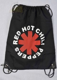 Mochila Sacola Red Hot Chilli Peppers
