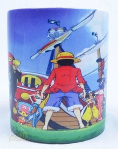 Caneca One Piece - Bakamoon Web
