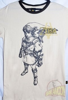 Camisa The Legend of Zelda