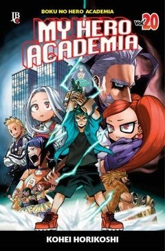 My Hero Academia (Boku No Hero) - Volume 20