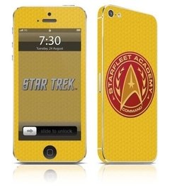 Star Trek - Capa adesiva para Iphone 5