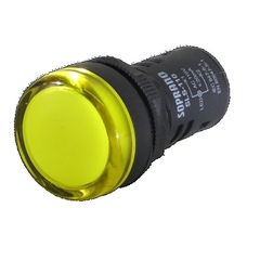Sinaleiro Led 22mm 220Vca - Eletrotécnica Vera Cruz