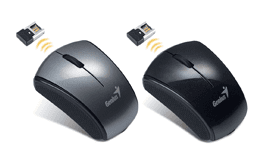Mouse Genius Wireless Micro Traveler 900S  Gris