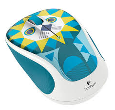 Mouse Logitech Wireless M317 Luke Lion
