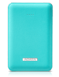Power Bank Adata Blue 5100 Mah