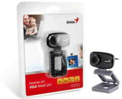 Camara Web Genius Facecam 321