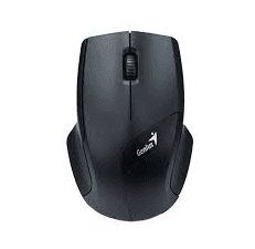 Mouse Genius Wireless NS-6015 2.4 Ghz USB Negro-