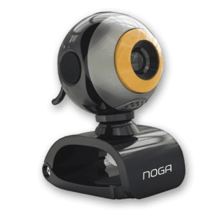 WebCam con Microfono 1.3MP Noganet