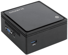 Mini PC Gigabyte BRIX BXBT-1900 (Intel J1900  2.42GHz HDMI  / USB 3.0)