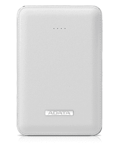 Power Bank Adata White 5100 Mah