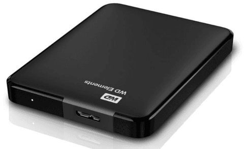 Disco Externo WD Elements 1Tb 2.5