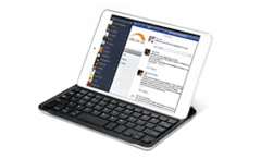 Teclado Para IPAD Mini Genius Luxepad Negro Bluetooth