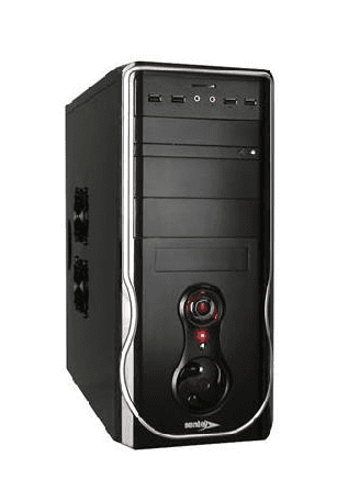 PC Teramar Basic 3 - i3-4170 3.70Ghz - 4Gb - 1TB - Gab KIT fuente 450W - comprar online