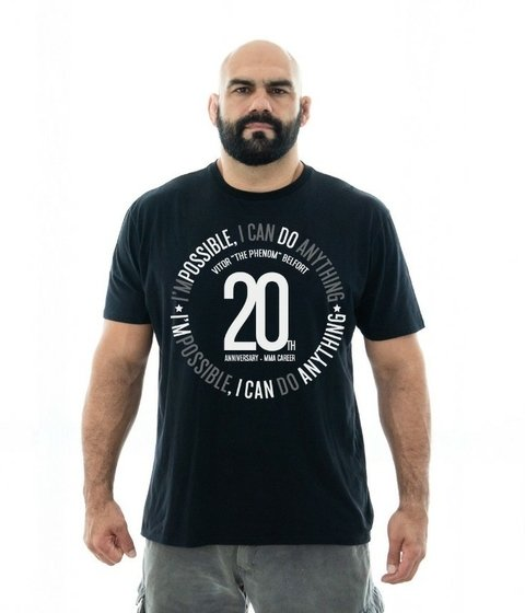 CAMISA VITOR BELFORT IM POSSIBLE