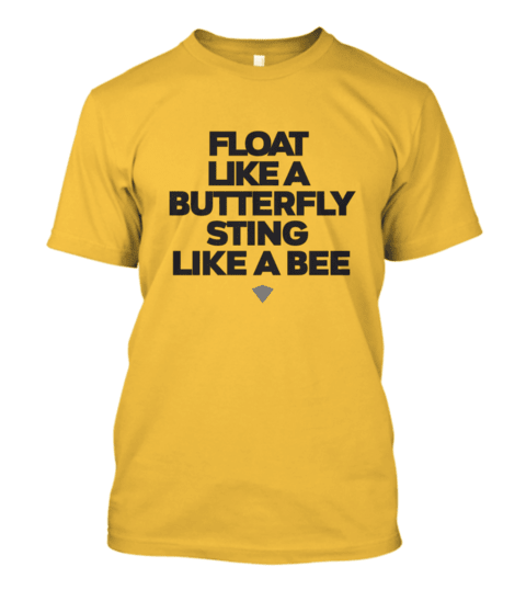 Camisa IronArm Float Like A Butterfly Masculina