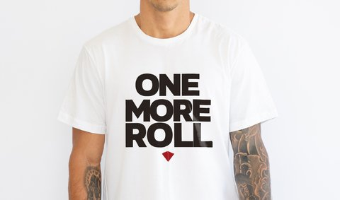 Imagem do Camisa IronArm One More Roll Masculina