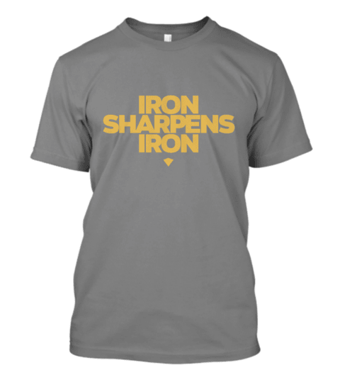 Camisa IronArm Iron Sharpens Iron Masculina