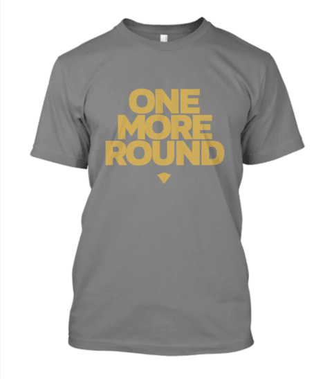 Camisa IronArm One More Round Masculina
