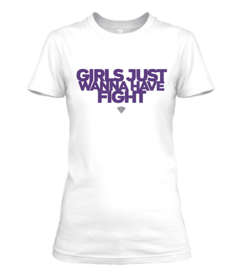 Camisa IronArm Girls Just Want Feminino - comprar online
