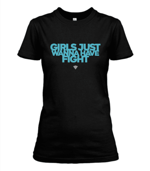 Camisa IronArm Girls Just Want Feminino
