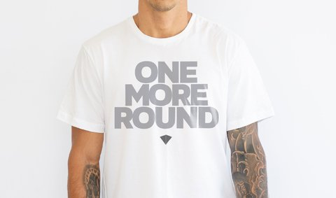 Camisa IronArm One More Round Masculina  na internet