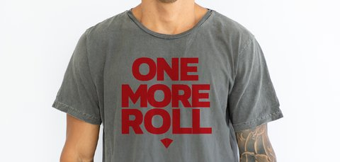 Camisa IronArm One More Roll Masculina - loja online