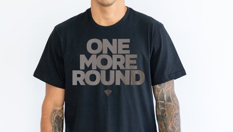 Imagem do Camisa IronArm One More Round Masculina