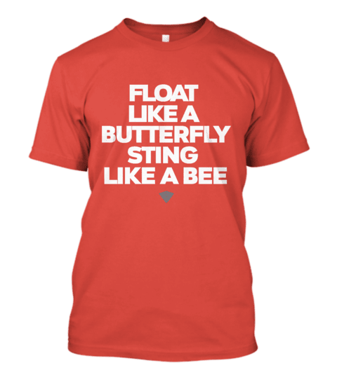 Camisa IronArm Float Like A Butterfly Masculina - loja online