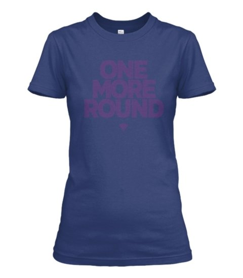 Camisa IronArm One More Round Feminino na internet