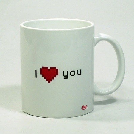 Caneca Game I Love You - comprar online