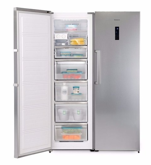 Heladera y Freezer Vondom Side by Side Linea Platinum en internet