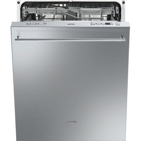 Smeg lavavajillas Panelable - Integrable 13 Cubiertos STX3CL