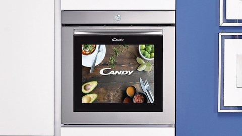 Horno Candy Watch & Touch Pantalla 19