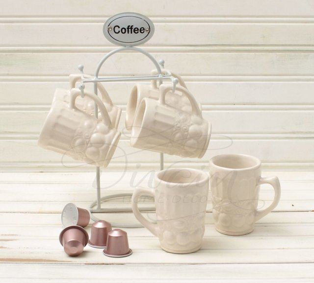 Pocillo de cafe - Divain Home Deco