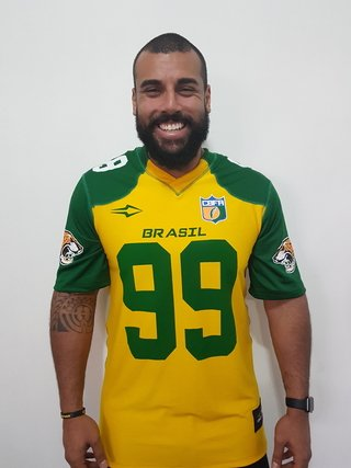 Camisa Elite Brasil Onças