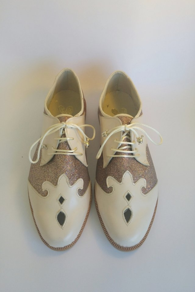 oxfords rosa - comprar online