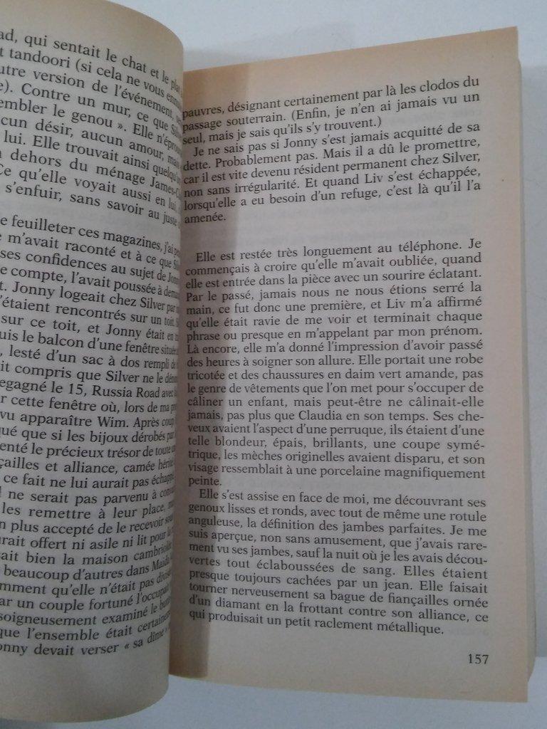 Danger De Mort Ruth Rendell En Francés Usado