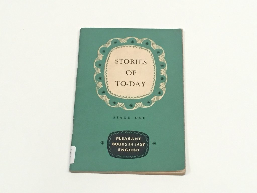 STORIES OF TODAY, G. C. THORNLEY (USADO)