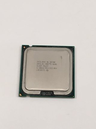 MICROPROCESADOR INTEL CORE 2 QUAD Q8300 2.50GHZ (USADO)