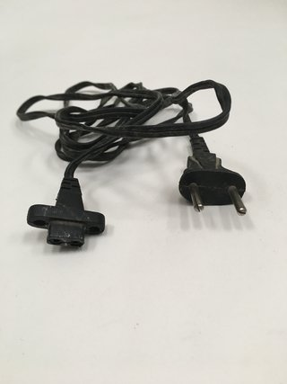 CABLE DE ALIMENTACIÓN INTERLOCK ANTIGUO (USADO)