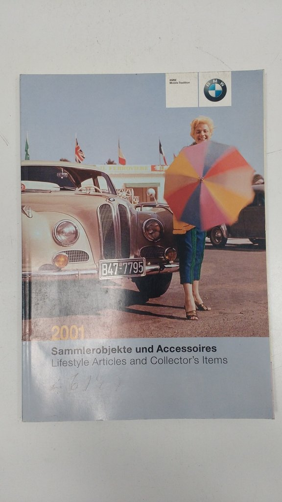 REVISTA- LIFESTYLE ARTICLES AND COLLECTOR'S ITEMS (USADO)