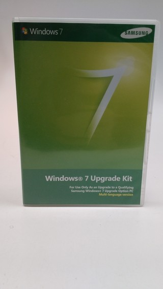 CD DE ACTUALIZACIÓN WINDOWS 7 PARA SAMSUNG (USADO)
