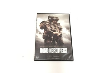 DVD BAND OF BROTHERS PARTES 3 Y 4 - ORIGINAL (EN CAJA) (USADO)