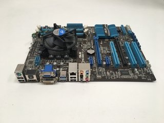 PLACA MADRE MOTHER ASUS P8Z68-V LX INTELCORE i7-2600 3.40GHz (USADO)